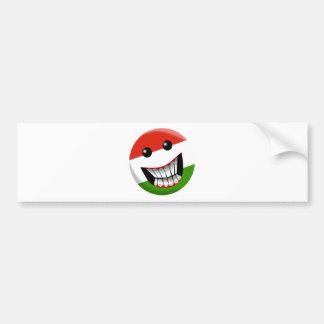 Hungary Bumper Sticker