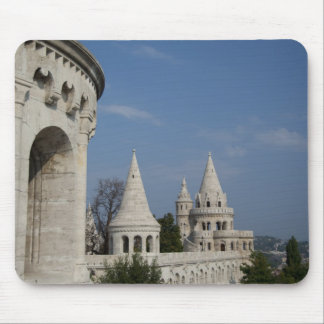 Hungary, capital city of Budapest. Buda, Castle Mouse Pad