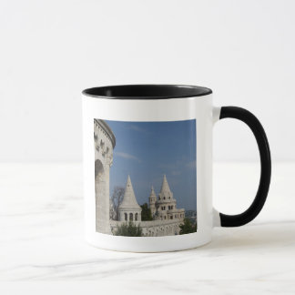 Hungary, capital city of Budapest. Buda, Castle Mug