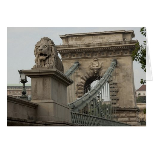 Hungary, capital city of Budapest. Historic 2 Card