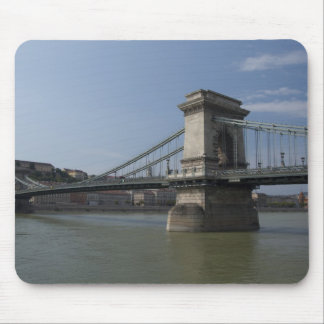 Hungary, capital city of Budapest. Historic 3 Mouse Pad