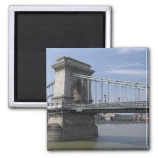 Hungary, capital city of Budapest. Historic Fridge Magnet