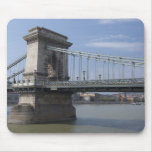Hungary, capital city of Budapest. Historic Mouse Pad
