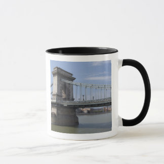 Hungary, capital city of Budapest. Historic Mug