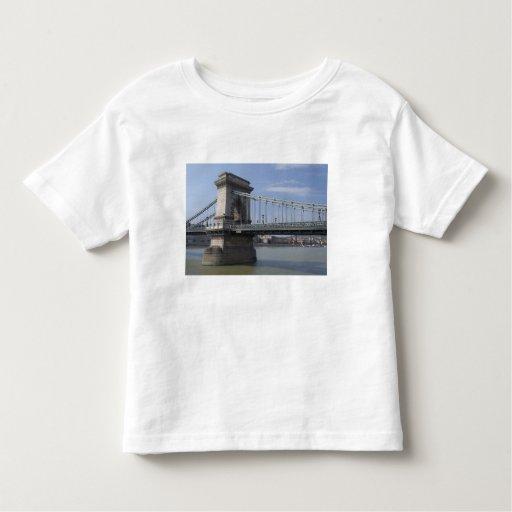 Hungary, capital city of Budapest. Historic T Shirt
