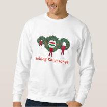 Hungary Christmas 2 Sweatshirt