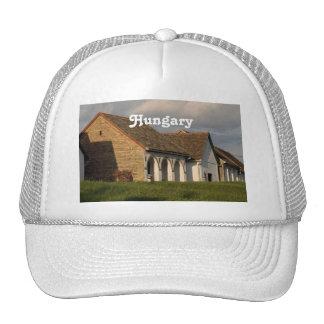Hungary Countryside Mesh Hat
