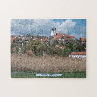 Hungary countryside jigsaw puzzle