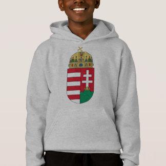 hungary emblem hoodie