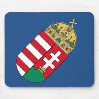 hungary emblem mouse pad