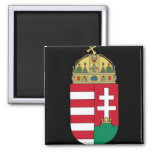 hungary emblem refrigerator magnets