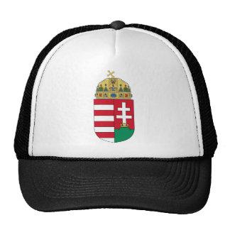 hungary emblem trucker hat