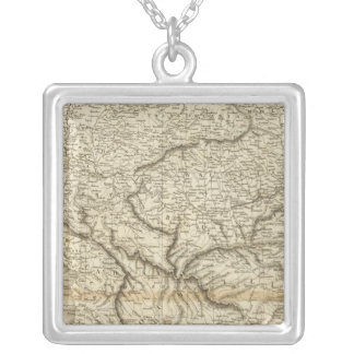 Hungary, European Turkey Silver Plated Necklace