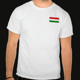 Selected Hungary T-Shirt Front