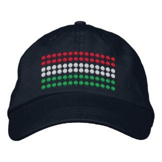 Hungary Flag Cap