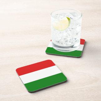 Hungary Flag Coaster