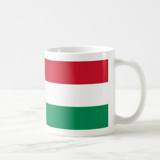 Hungary Flag Coffee Mug