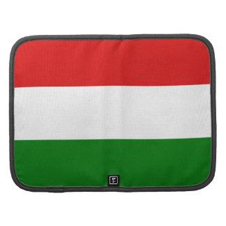 Hungary Flag Folio Organizer