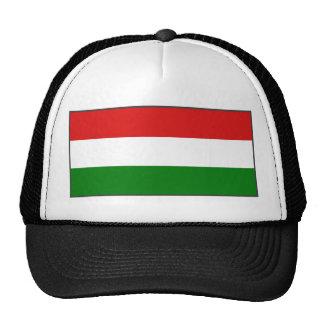 Hungary Flag Hat