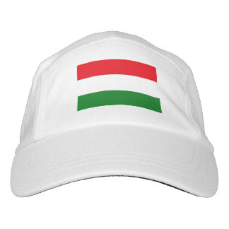 Hungary Flag Headsweats Hat