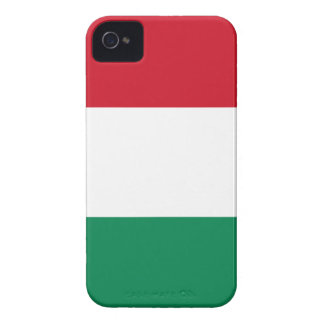 Hungary Flag iPhone 4 Cases