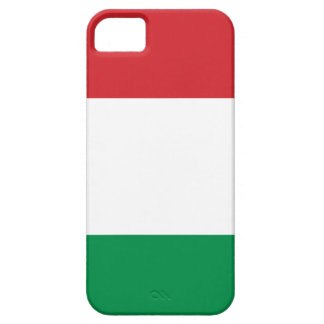 Hungary Flag iPhone 5 Case