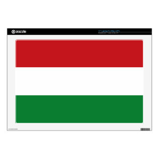 Hungary flag laptop decals