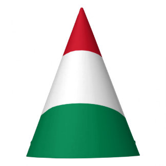 Hungary Flag Party Hat