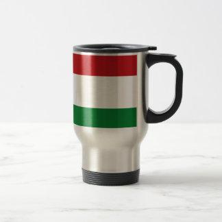 Hungary flag travel mug