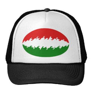 Hungary Gnarly Flag Hat