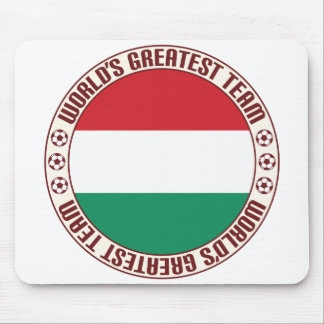 Hungary Greatest Team Mouse Pad