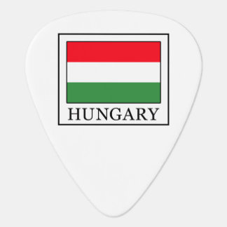 Hungary Guitar Pick