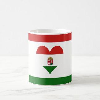 Hungary Hungarian flag Coffee Mug