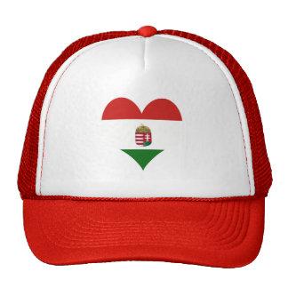 Hungary Hungarian flag Trucker Hat