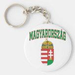Hungary Keychains