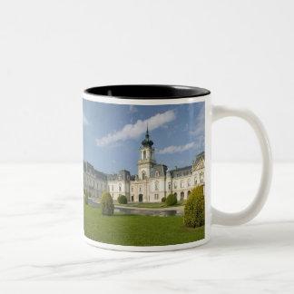 HUNGARY, Lake Balaton Region, KESZTHELY: 2 Coffee Mugs