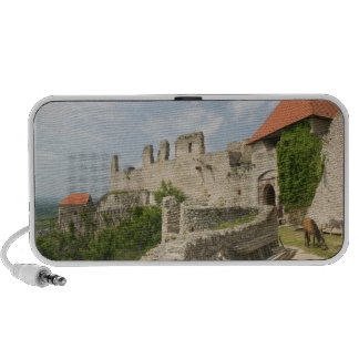 HUNGARY, Lake Balaton Region, SUMEG: Sumeg iPhone Speaker