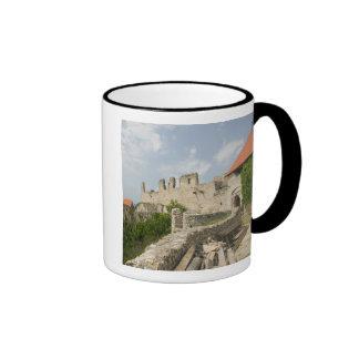 HUNGARY, Lake Balaton Region, SUMEG: Sumeg Coffee Mugs