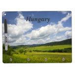Hungary Landscape Dry Erase Board