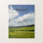 Hungary Landscape Puzzles