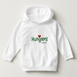 Hungary Love custom name shirts & jackets
