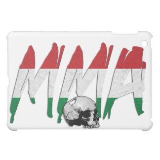 Hungary MMA Skull White iPad Case