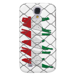 Hungary  MMA white iPhone 3G/3GS case