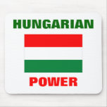 HUNGARY MOUSE PAD