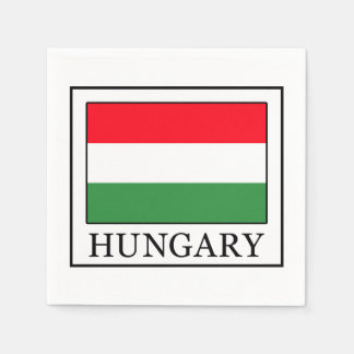 Hungary Napkin