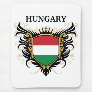 Hungary [personalize] mouse pad