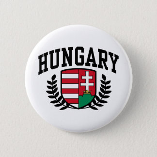 Hungary Pinback Button