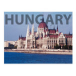 Hungary Post Card