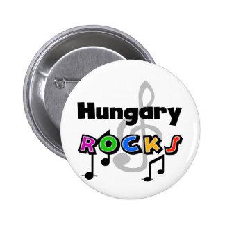 Hungary Rocks Pins