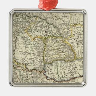 Hungary since 1526 Lander Christmas Ornaments